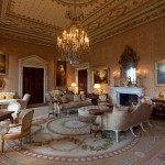 Ballyfin - The Gold Drawing Room