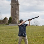 Clay Pigeon Shooting at Ballyfin