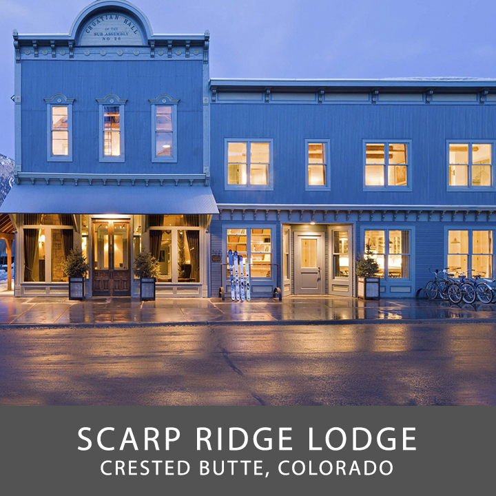 Scarp Ridge Lodge