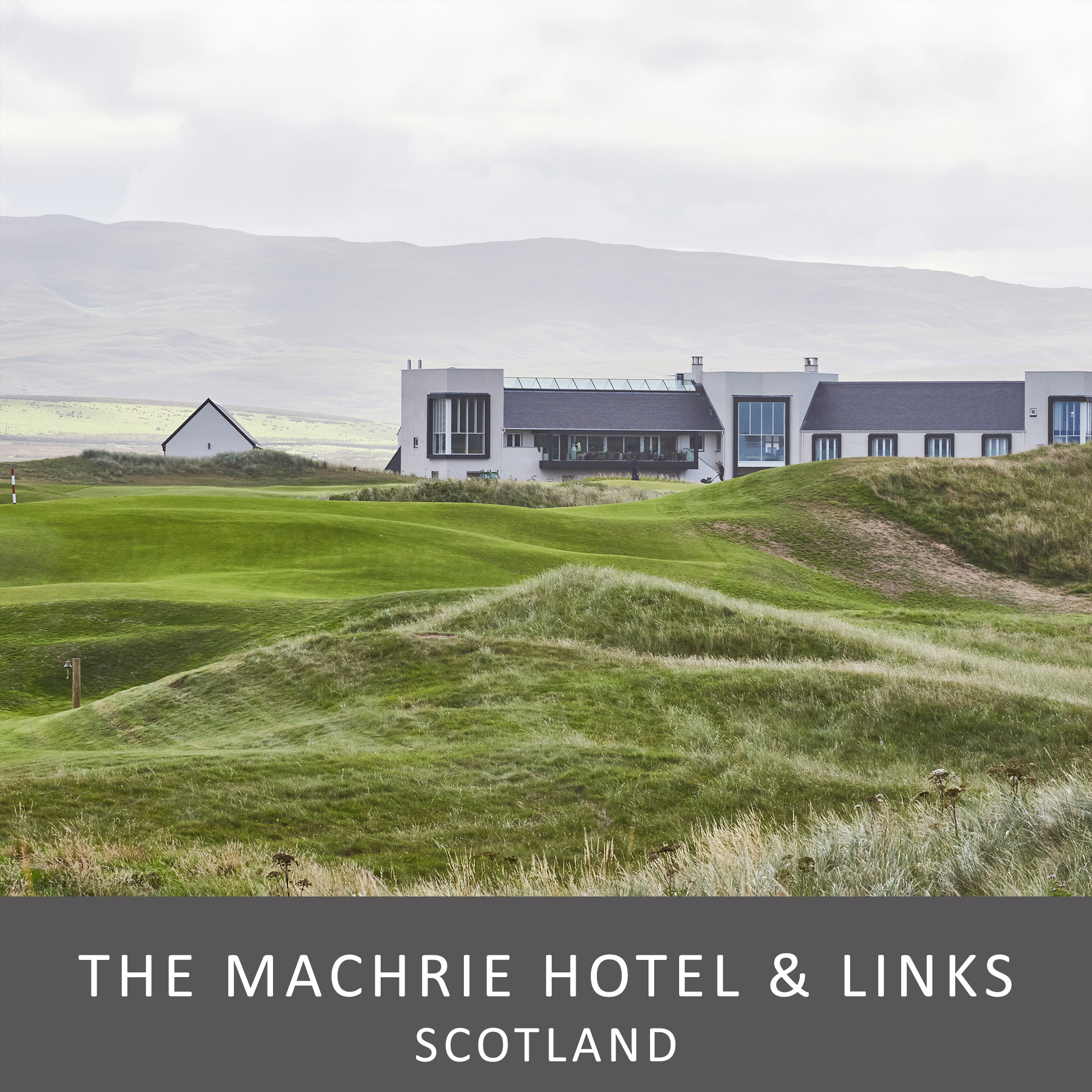 The Machrie Hotel & Links